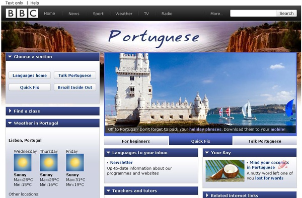 BBC Portuguese