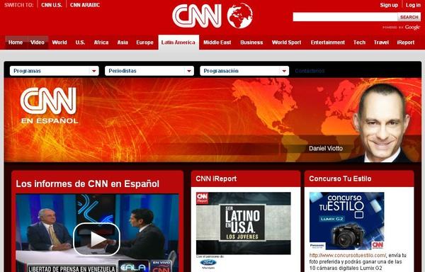 CNN新聞 (西語版)