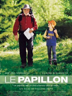 蝴蝶 Le Papillon
