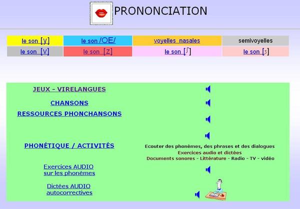 PRONONCIATION (學好法語發音)