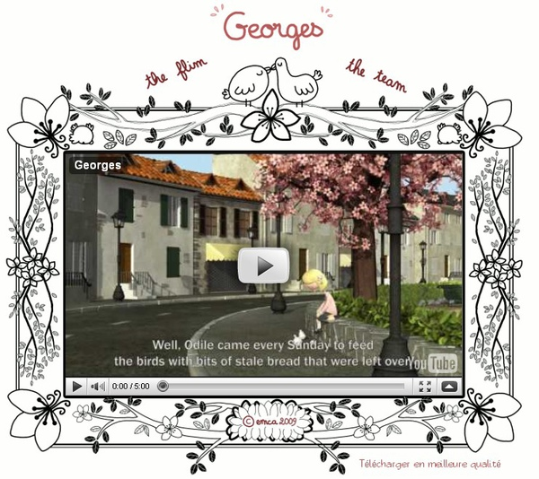 Georges - The Flim