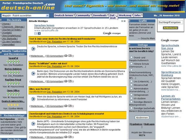 deutsch-online.com(學習德語)