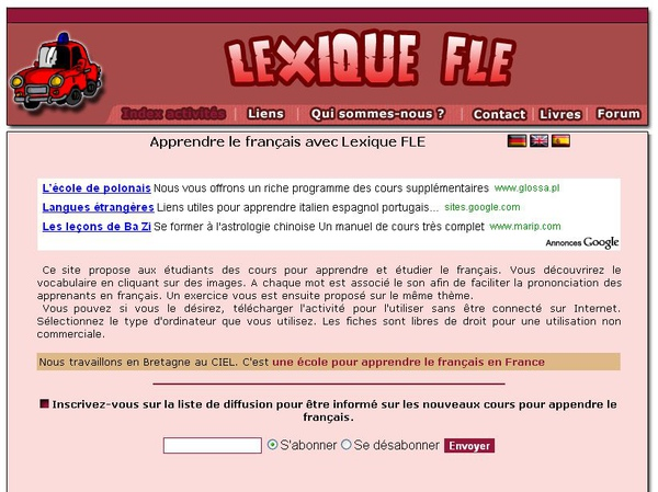 Lexiquefle