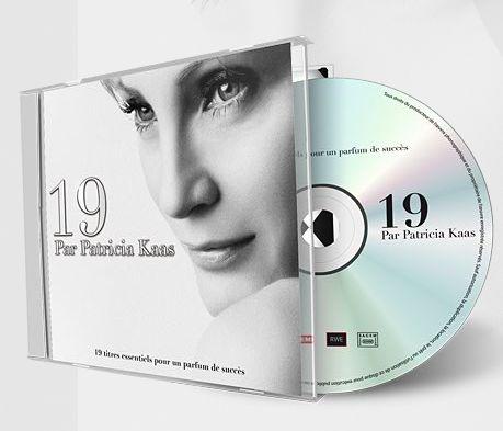 法國女歌手PATRICIA KAAS(派翠西亞凱絲)