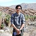 加州Palm spring 沙漠健行
