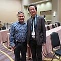 Dr. Mitch Ghen and Me
