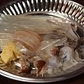 魷魚沙西米