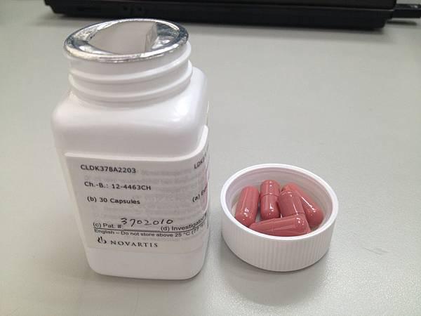 ALK標靶藥物