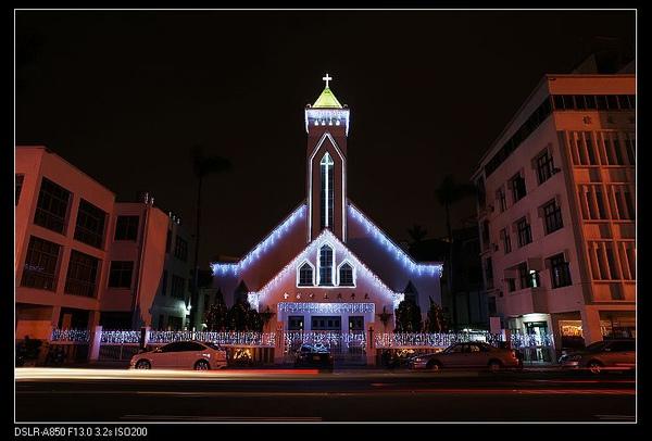 民生綠園教堂I