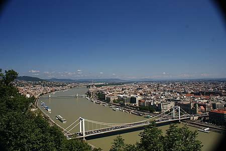 多瑙河在布達佩斯