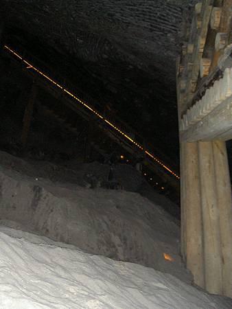 鹽礦區內步道