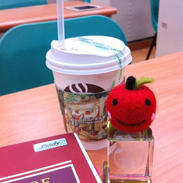 小天使送的 cafe