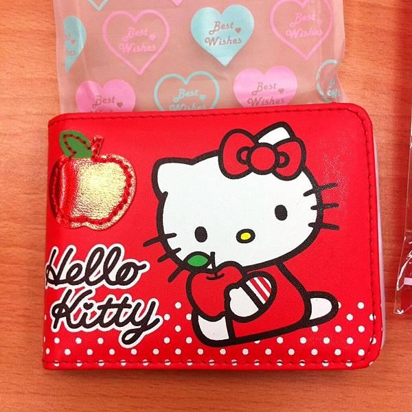 Annie老師給Cindy的蘋果禮物
