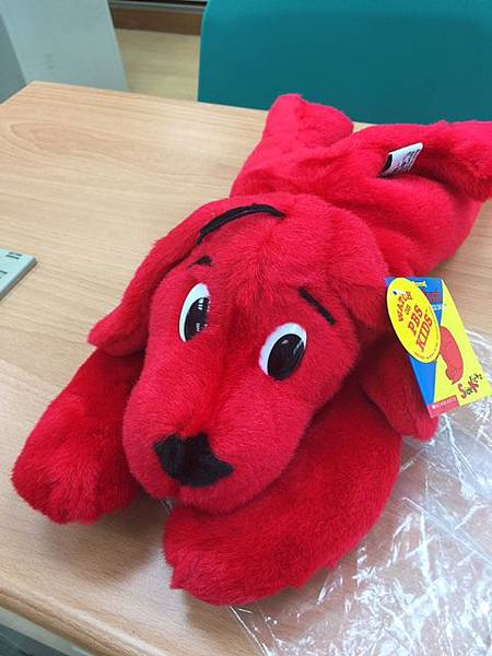 Clifford the Red Dog