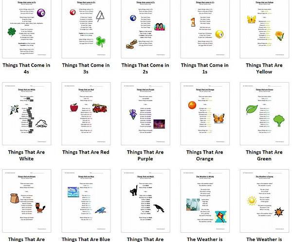 comprehension-worksheets