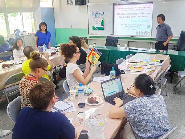 Teacher Training Workshop for NS (8)