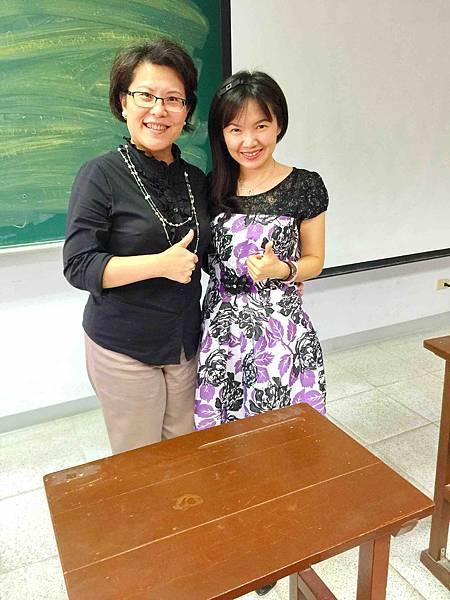 籃教授 and Cindy