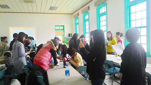 2016凱撒琳英語教學巡迴講座 (9)臺南文化創意產業園區