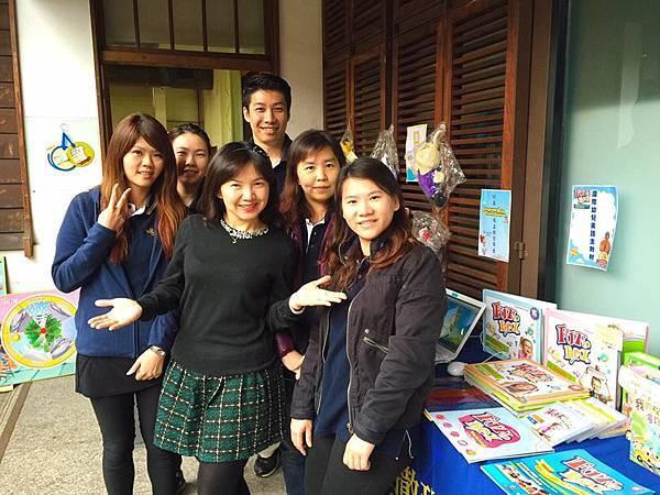 2016凱撒琳英語教學巡迴講座 (10)臺中文化創意產業園區