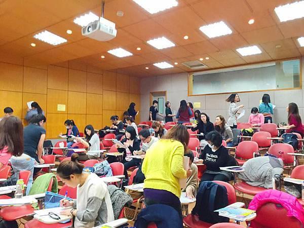 2016凱撒琳英語教學巡迴講座 (6)