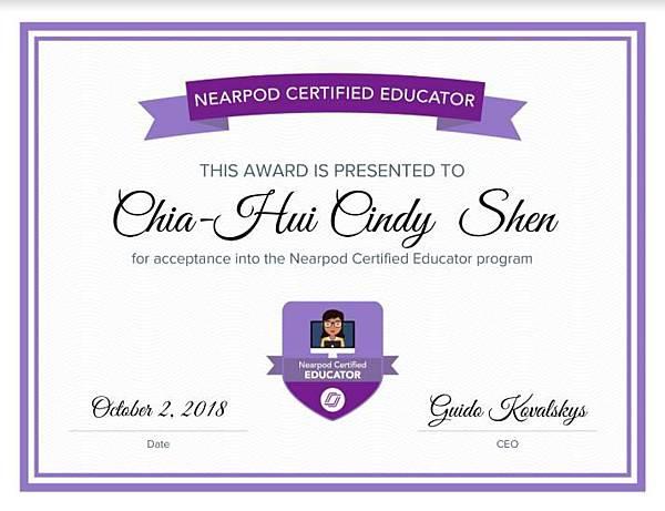 Nearpod Certified Educator Cindy Shen.jpg