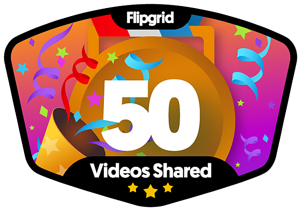 Congrats! You have 50 video Responses!.png