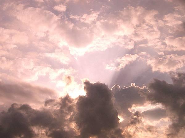 高雄的天空