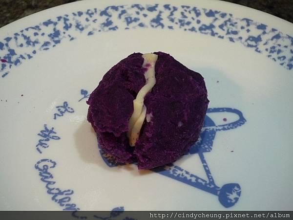 芝心紫薯球 - 5