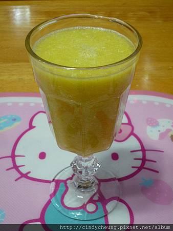 雙梨蔬果飲