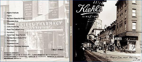 Kiehl's CD外.