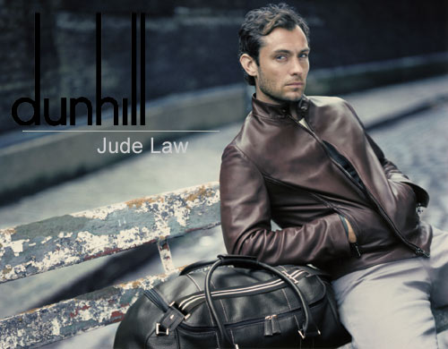 dunhill by Jude Law