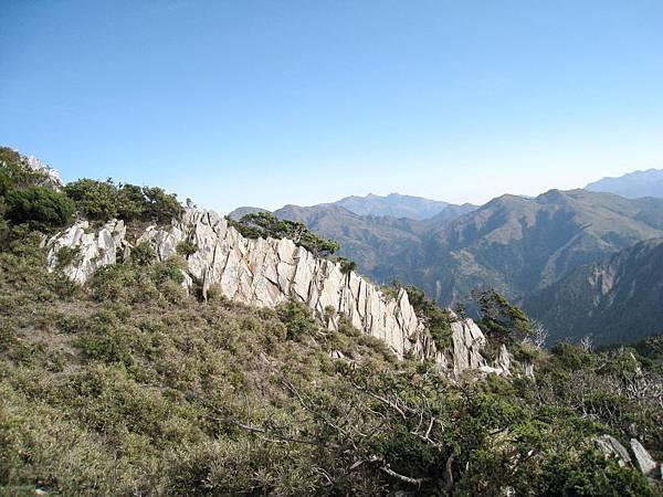 就是愛這高山景色