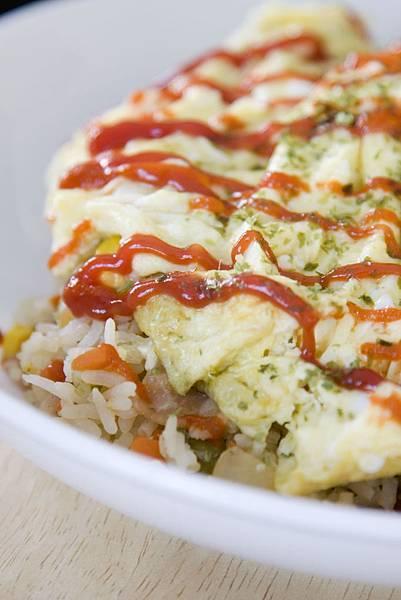日式ふわふわ蛋包飯-3