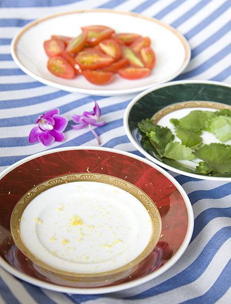 夏日蕃茄香檸冷麵-3
