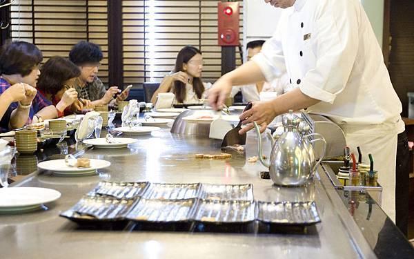 饗宴鐵板燒-40