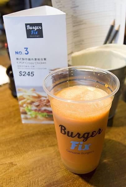 Burger Fix(安和路)初訪-10