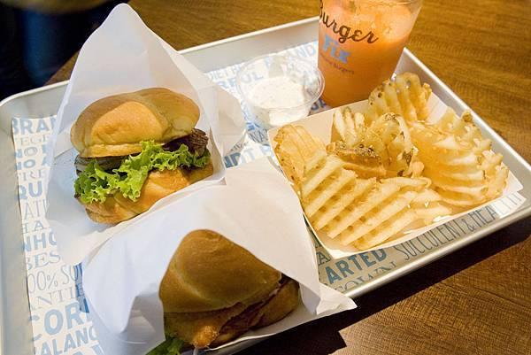 Burger Fix(安和路)初訪-8