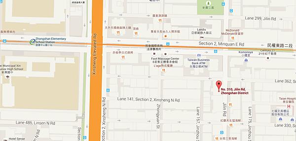 天然紅豆腐吉林路店