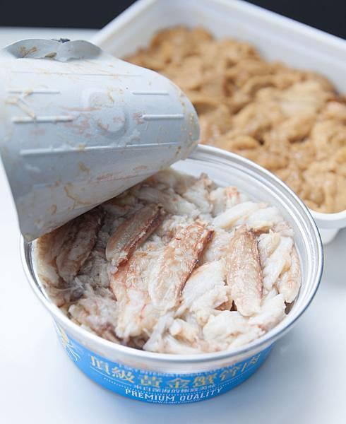 海膽蟹肉炒飯 - 1