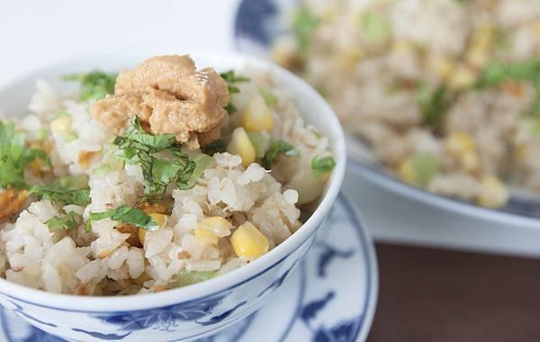 海膽蟹肉炒飯 - 2