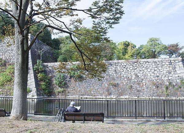 大阪城2015年10月 - 9
