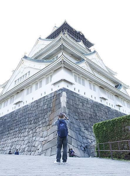 大阪城2015年10月 - 7