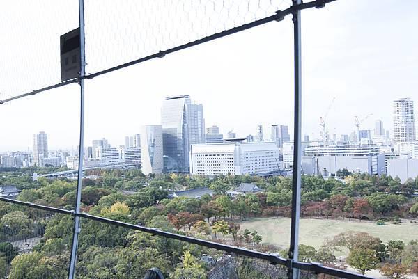 大阪城2015年10月 - 3