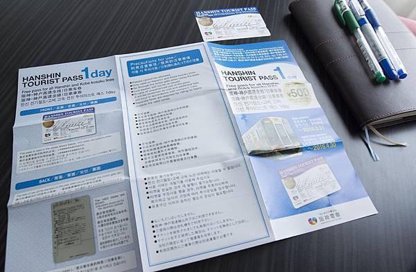 Hanshin Tourist Pass - 2