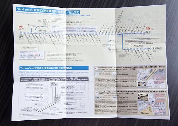 Hanshin Tourist Pass - 3