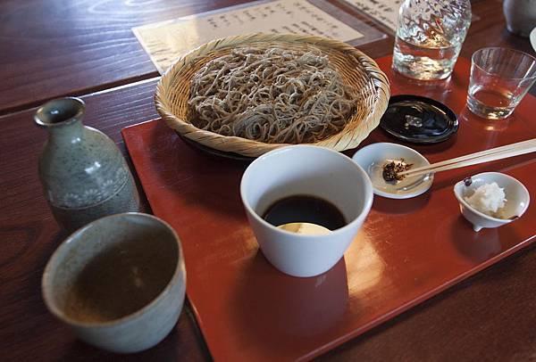 奈良2015玄蕎麥麵及公園鹿群 - 29