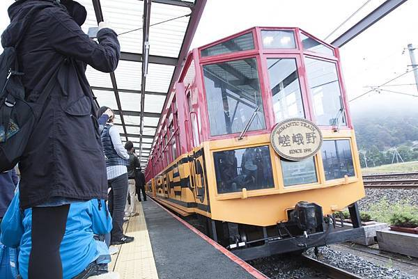 嵐山小火車 - 3