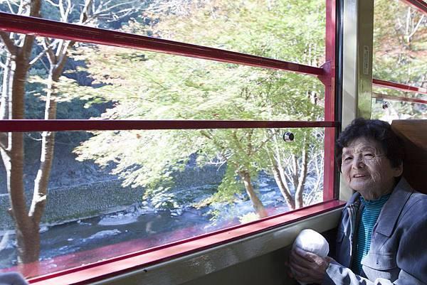 嵐山小火車 - 1
