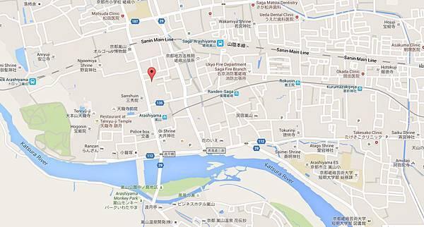 廣川鰻魚飯(嵐山)