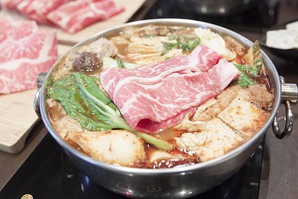 史記精緻鴛鴦鍋(安和涮涮屋) - 2